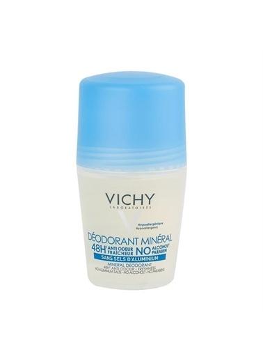 Vichy Vichy Deodorant Mineral Roll-On 50 Ml Renksiz